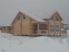 Новое foto Строительство домов Дома из сухого профилированного бруса 68596561 в Санкт-Петербурге