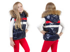 Просмотреть фотографию Детская одежда Жилет детский на пуху Зима спорт 69299548 в Санкт-Петербурге