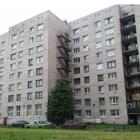 Комната в бывшем общежитии в блоке 4 комнаты. С/у раздельный