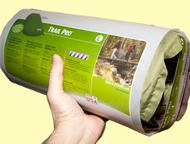 Самонадувающийся коврик Thermarest Trail Pro large Самонадувающийся коврик Therm