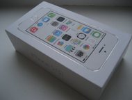 Коробка для iPhone 5/5S Короба упаковочная для смартфона IPhone 5  5S белая.