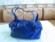 Женская сумка из натуральной кожи и замши Покупал жене в подарок - не угадал   C