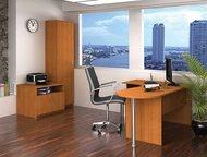Мебель для офиса серии Менеджер Офисная мебель «Менеджер» для персонала.   больш