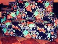 Диван выкатной от производителя Новый выкатной диван на поролоне. Спальное место