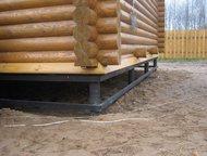Надежный фундамент Опытная бригада поможет по загородному строительству. Поднять
