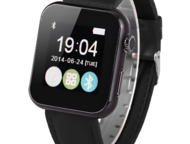 умные часы Apple iWatch Современный и стильный дизайн корпуса. Устройство оборуд