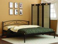 Кровать Люкс в Санкт-Петербурге Кровать Люкс - традиционная железная кровать, в