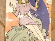 Сноуборд комплект женский Сноуборд комплект: доска Bone mod 152 ростовка с крепл