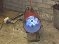 Газовая пушка в аренду Fubag 30кВт + балон Газовая пушка Fubag в аренду + газовы