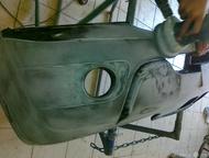 Ремонт бамперов Мастерская по ремонту бамперов, и пластиковых элементов. Произво