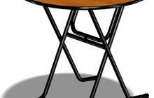 Складные столы для кейтеринга, выездной торговли, кафе, бистро, столовых, ресторанов, банкетных залов, других заведений общепита и отдыха, дачи и дома