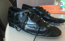 Танцевальные ботинки для мальчика