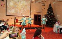 Новый год 2016 встреча в Полюстрово