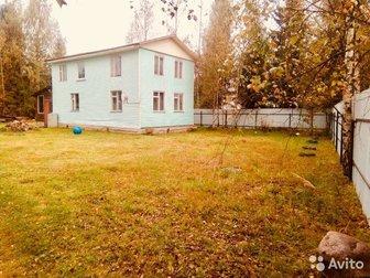 Продаётся отличный двухэтажный дом с участком 12 соток,  Дом с участком в долевой собственности 4 человек - одной семьи (по 1/4 доли у каждого), на продажу все согласны!На в Санкт-Петербурге