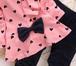 Изображение в Для детей Детская одежда Продам: Комплект для девочки розовый с сердечками в Санкт-Петербурге 850