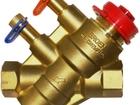 Уникальное фото Разное Клапаны балансировочные Ballorex Venturi DRV и FoDRV, DP, Dynamic 37215171 в Саранске