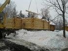 Скачать бесплатно foto Строительство домов Срубы ручной рубки 89375127625 37518479 в Саранске