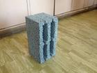 Просмотреть изображение Строительные материалы Керамзитобетонный блок 390х188х190 мм / 4 - щелевой 68093020 в Саранске