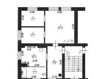 Скачать бесплатно фотографию Продажа домов Продаю 3-х комн, квартиру 33187705 в Саранске