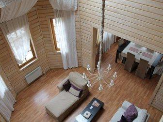 Уникальное foto  Строительство и продажа домов и коттеджей из клееного бруса 33795944 в Саранске