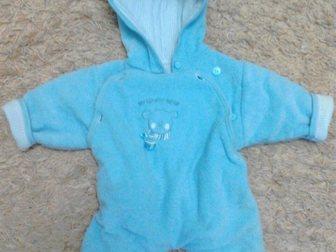 Увидеть foto Детская одежда ПРОДАМ КОМБЕЗИК НА МАЛЬЧИКА! 32390995 в Сарапуле