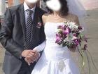 Увидеть фото Свадебные платья свадебное платье и мужской костюм 35215033 в Саратове