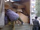 Изображение в   вывоз ненужной мебели, строительного мусора в Саратове 0