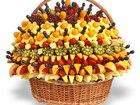 Уникальное foto  Корзины с фруктами, сладостями 35845903 в Саратове