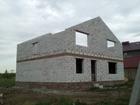 Foto в   Строительство дома из пеноблока. Пеноблок, в Саратове 0