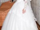 Уникальное фото Свадебные платья Платье сшитое по заказу (единственный экземпляр) 36059220 в Саратове