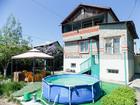Увидеть фотографию  Двухэтажная кирпичная дача, село Пристанное 66470128 в Саратове