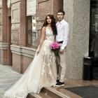 Свадебное платье-трансформер 40-42 (XS)