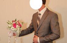 Продам мужской костюм, размер 48-50