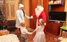 Дед Мороз на дом Саратов