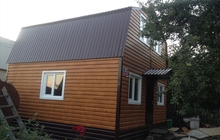 Изготовление дачных домов