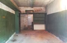 Кирпичный гараж в ГСК, Вольский переулок