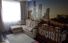Продается однокомнатная квартира в п. Юбилейный мкр.Цветочны