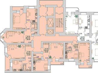 Новое изображение  3-комнатная квартира в новом доме на Менякина 32784263 в Саратове