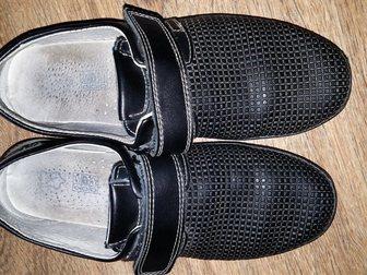 Увидеть foto Детская обувь Продам полуботинки на мальчика 33269916 в Саратове