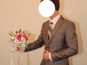 Уникальное изображение Мужская одежда Продам мужской костюм, размер 48-50 33910837 в Саратове