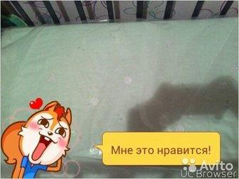 Скачать бесплатно фотографию  Кроватка качалка и матрас 34055441 в Саратове
