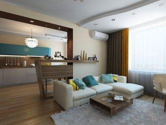 Скачать бесплатно фотографию  Индивидуальный авторский дизайн интерьера 34078384 в Саратове