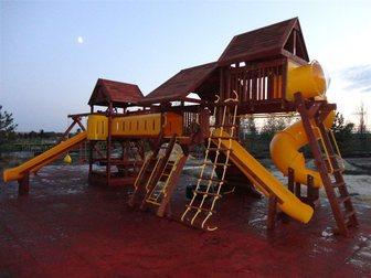 Уникальное изображение  Детские игровые площадки для улицы 34590761 в Балаково
