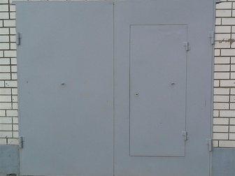 Скачать фотографию Двери, окна, балконы Продам гаражные ворота 34591524 в Саратове