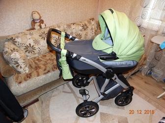 Просмотреть фотографию Детские коляски продам модульную коляску 2 в 1 35849029 в Саратове