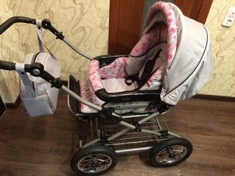 Свежее изображение Детские коляски коляска 2 в 1 Roan 36628206 в Саратове