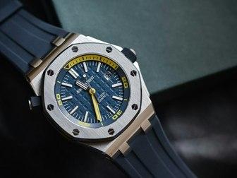 Свежее фото  Швейцарские часы Audemars Piguet 39804968 в Саратове