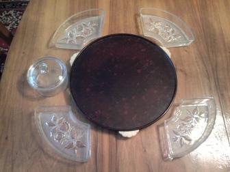 Свежее фотографию  Десертница-тортница Антиквариат 40789799 в Саратове