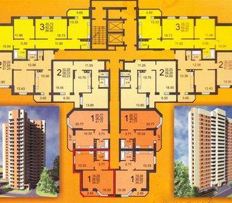 Фотография в Недвижимость Продажа квартир Продаю 1 комнатную квартиру, 14 этаж 19 этажного в Саратове 1200000