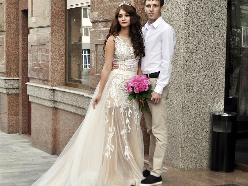 Саратов Свадебное Платье Купить